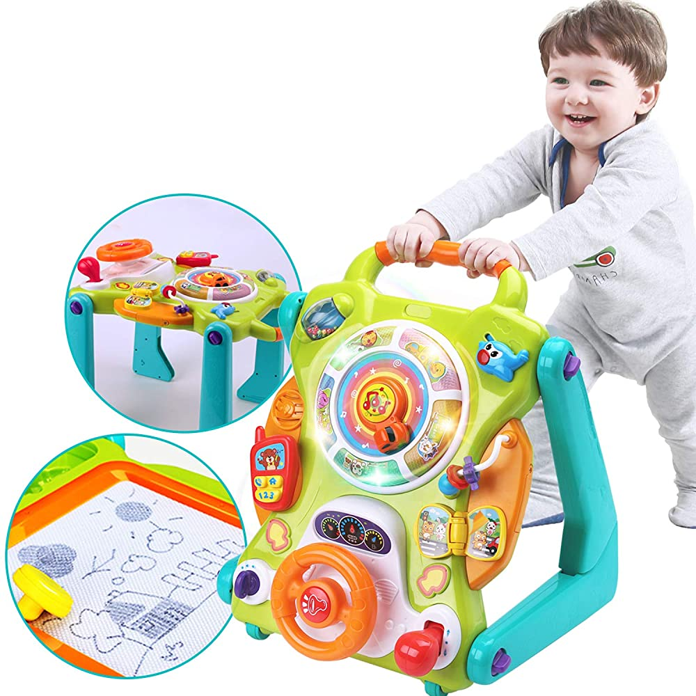 iPlay, iLearn Baby Walkers and Activity Center, Kids ...
