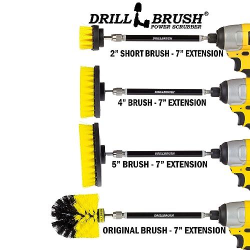 Buy Bathroom Accessories Drill Brush Scrub Brush Kit