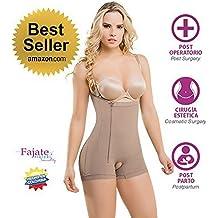 b45b081743 Fajate Virtual Sensuality Colombian Post-Surgery Postpartum Body Shaper  Girdle  435 Thin Removable