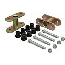 Rubicon Express RE2782 Greaseable Shackle for plus 1 length CJ