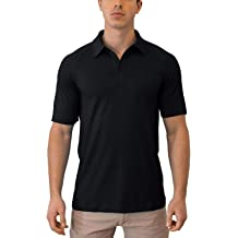 e106c4ec7caa WoolX Summit - Men's Merino Wool Polo Shirt - Short Sleeve -