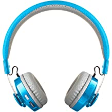 5212a52e4c1 LilGadgets Untangled PRO Kids Premium Wireless Bluetooth Headphones with  SharePort (Children) - Blue