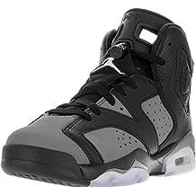 super popular 3e1c5 de39e Jordan Kids  39  Nike Air 6 Retro Bg White Mango Green 384665