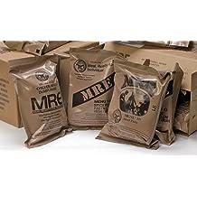 SUPER FRESH MREs!!! 2 Cases MREs-1 each A /& B Survival-Prepper-06//21