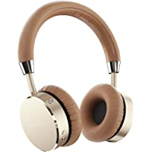 3c66a1098d4 Satechi Aluminum Bluetooth Wireless Headphones with Enhanced Bass 3.5mm  Audio-out Jack for iPhone